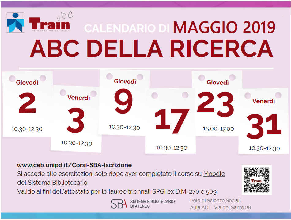 Calendario Corsi.Calendario Corsi Abc Monitor